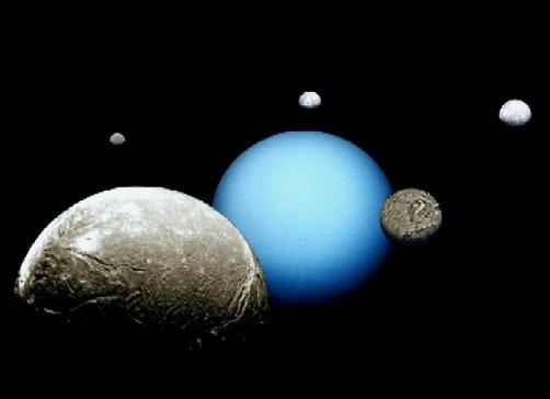 Un oceano di diamanti su Urano e Nettuno Urano