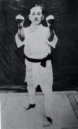 gichin funakoshi jion kata